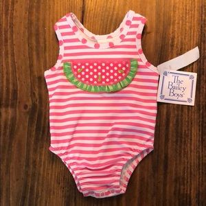 Other - The Bailey boy's watermelon swimsuit